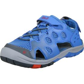 Jack Wolfskin Titicaca VC Low-Cut Schuhe Kinder wave blue